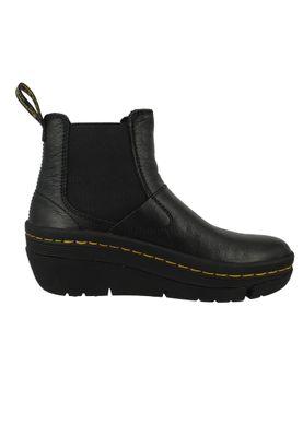 Dr. Martens Hyhe BRIENNA 23354001 Damen Black Virginia Schwarz Chelsea Boot – Bild 5