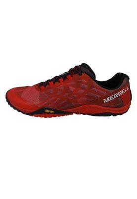 Merrell Trail Glove 4 J09667 Herren Molten Lava Rot Trail Running Barefoot Run – Bild 5