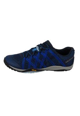 Merrell Trail Glove 4 E-Mesh J12589 Herren Sodalite Blau Trail Running Barefoot Run – Bild 3