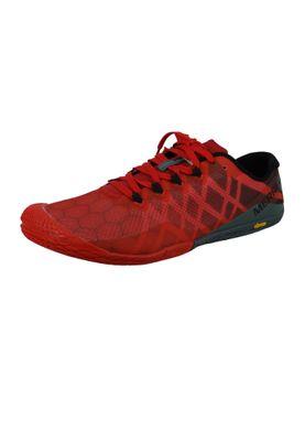 Merrell Vapor Glove 3 J09677 Herren Molten Lava Rot Trail Running Barefoot Run – Bild 1