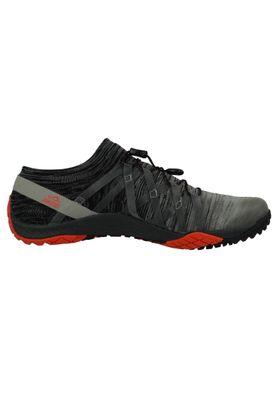 Merrell Trail Glove 4 Knit J12577 Herren Charcoal Grau Trail Running Barefoot Run – Bild 5