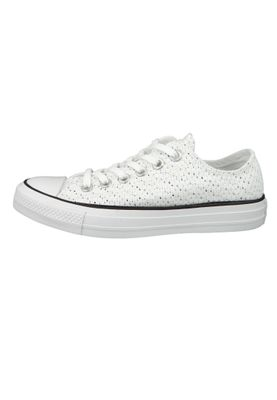 Converse Chucks 159683C Grau CHUCK TAYLOR ALL STAR OX White Glacier Black – Bild 2