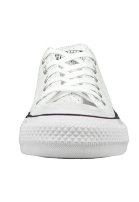 Converse Chucks 159683C Grau CHUCK TAYLOR ALL STAR OX White Glacier Black – Bild 5
