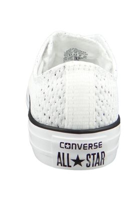 Converse Chucks 159683C Grau CHUCK TAYLOR ALL STAR OX White Glacier Black – Bild 3