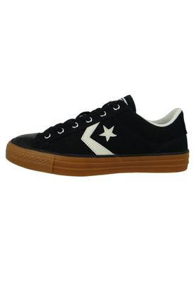Converse Chucks 159741C Star Player OX Schwarz Black Egret Honey – Bild 5