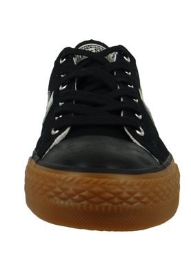 Converse Chucks 159741C Star Player OX Schwarz Black Egret Honey – Bild 3