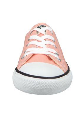 Converse Chucks 559832C Coral Chuck Taylor All Star Dainty OX Pale Coral White Black – Bild 2