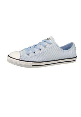 Converse Chucks 559848C Blau Chuck Taylor All Star Dainty OX Blue Chill White Black – Bild 1