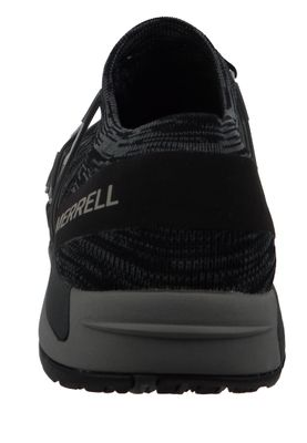 Merrell Bare Access Flex Knit J12535 Men Black Black Gray Trail Running – Bild 4
