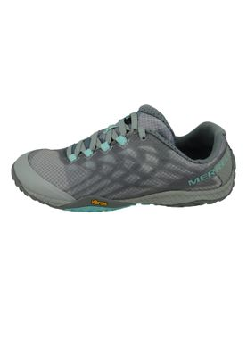 Merrell Trail Glove 4 J09662 Damen High Rise Grau Trail Running Barefoot Run – Bild 3
