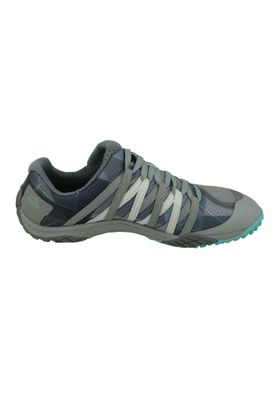 Merrell Trail Glove 4 J09662 Damen High Rise Grau Trail Running Barefoot Run – Bild 5