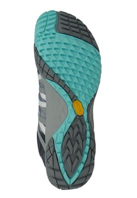Merrell Trail Glove 4 J09662 Damen High Rise Grau Trail Running Barefoot Run – Bild 2