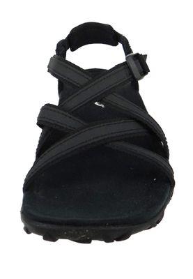 Merrell Terran Ari Lattice J94020 Damen Black Schwarz Sandale – Bild 7