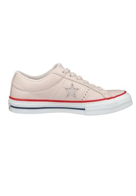 Converse Chucks 160623C Rosa One Star OX Barely Rose Gym Red White – Bild 4