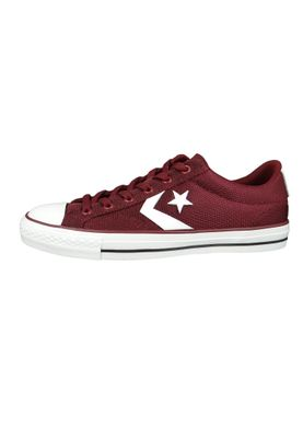 Converse Chucks 160583C Star Player  - OX Weinrot Dark Burgundy – Bild 3
