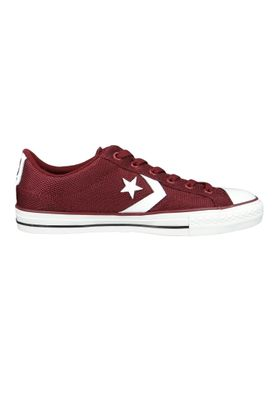 Converse Chucks 160583C Star Player  - OX Weinrot Dark Burgundy – Bild 5