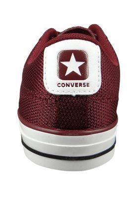 Converse Chucks 160583C Star Player  - OX Weinrot Dark Burgundy – Bild 4