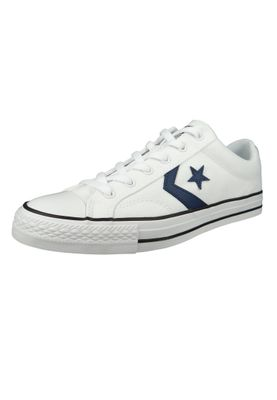 Converse Chucks 160558C Star Player  - OX Weiss - White Navy Black – Bild 1
