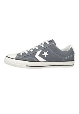 Converse Chucks 160557C Star Player  - OX Grau - Light Carbon White Black – Bild 3