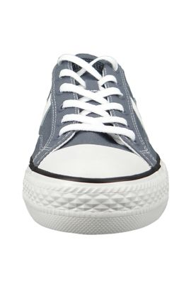 Converse Chucks 160557C Star Player  - OX Grau - Light Carbon White Black – Bild 6