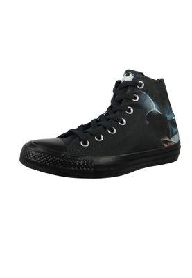 Converse Chucks Schwarz 161305C Chuck Taylor All Star HI BATMAN - EDITION - Black – Bild 1