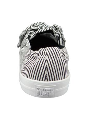 Converse Chucks 560673C Weiss CHUCK TAYLOR ALL STAR KNOT - SLIP White Black White – Bild 4