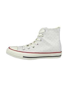 Converse Chucks 160514C Chuck Taylor All Star HI White Garnet Athletic Navy – Bild 2