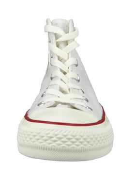 Converse Chucks 160514C Chuck Taylor All Star HI White Garnet Athletic Navy – Bild 5