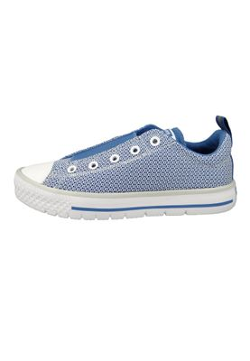 Converse Chucks Kinder 660703C Chuck Taylor All Star Hyperslip OX Blau Pure Platinum Midnight Fall – Bild 4