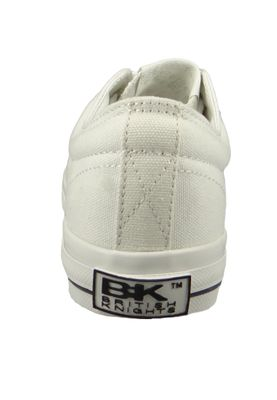 British Knights BK Sneaker B41-3725-03 Damen Master-LO Canvas Off White Weiss – Bild 4