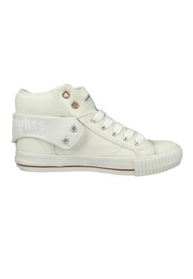 British Knights Sneaker B41-3711-02 Off White Rose Gold Weiss – Bild 4