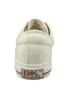British Knights BK Sneaker B41-3725-15 Damen Master-LO Canvas Off White Rose Gold – Bild 4