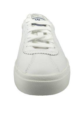Superga Schuhe Sneaker 2843 COMFLEALAME Silver Silber – Bild 4