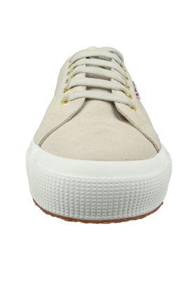 Superga Schuhe Sneaker 2750 COTU Suede Wildleder White Cream – Bild 5
