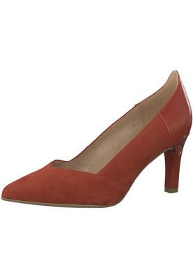 Tamaris 1-22417-20 533 Damen Chili Rot Pumps mit TOUCH-IT Sohle – Bild 1