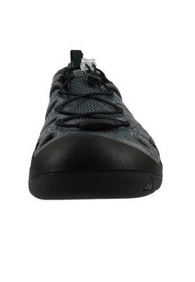 KEEN Herren Sandale Trekkingsandale Evofit One Schwarz Heathered Black Magnet - 1019301 – Bild 6