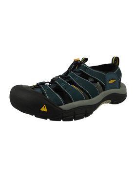 KEEN Men's Sandal Trekking Sandals NEWPORT Navy Medium Gray Blue - 1001938 – Bild 1