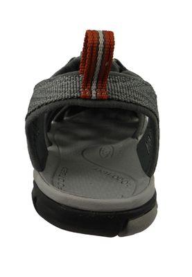 KEEN Herren Sandale Wassersportsandale Trekkingsandale CLEARWATER CNX Grau Grey Flannel - 1018497 – Bild 3