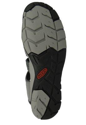 KEEN Men Sandal Water Sports Sandals Trekking Sandals CLEARWATER CNX Gray Gray Flannel - 1018497 – Bild 6