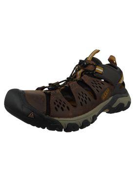 KEEN Herren Hybrid-Hiker Trekkingsandale ARROYO III Braun Cuban Golden Brown - 1018594 – Bild 1