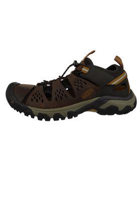 KEEN Herren Hybrid-Hiker Trekkingsandale ARROYO III Braun Cuban Golden Brown - 1018594 – Bild 3