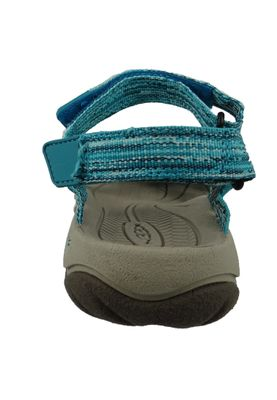 KEEN Damen Sandale Bali Strap Radiance Algiers - Türkis 1016809 – Bild 3