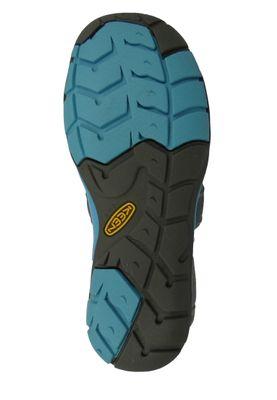 KEEN Women Sandals Water Sports Sandals Trekking Sandals CLEARWATER CNX Gray Gargoyle Norse Blue - 1008772 – Bild 2