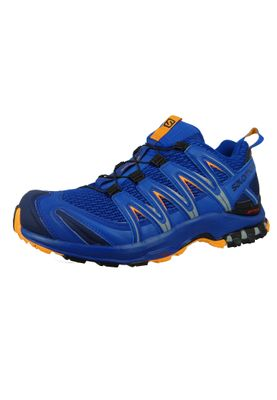 Salomon Schuhe XA Pro 3D Blau surf the web medieval blue bright m – Bild 1
