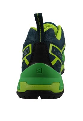 Salomon Schuhe X Ultra 3 GTX Laufschuhe Trail Hiking 368669 Reflecting Pond Classic Green Lime – Bild 6
