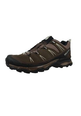 Salomon Schuhe X Ultra Ltr. Laufschuhe Trail Hiking 373314 Braun Burro absoloute Brown-X Beach – Bild 1