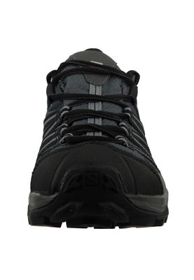 Salomon Schuhe X Ultra 3 Prime GTX Laufschuhe Trail Hiking 402461 Schwarz Magnet Black Quiet Shade – Bild 2