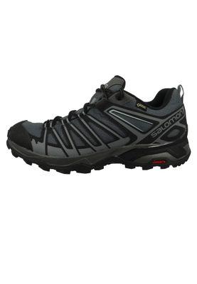 Salomon Schuhe X Ultra 3 Prime GTX Laufschuhe Trail Hiking 402461 Schwarz Magnet Black Quiet Shade – Bild 6