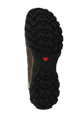 Salomon Sandale Evasion Cabrio Braun 379554 Absolute Brown-X Burro Black – Bild 6