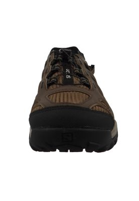 Salomon Sandale Evasion Cabrio Braun 379554 Absolute Brown-X Burro Black – Bild 5